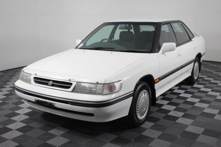 1993 Subaru Liberty GX B1 Manual Sedan