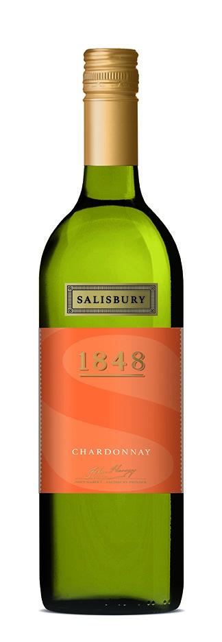 Salisbury Chardonnay 2018 (12 x 750mL) SEA