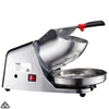 Dual Blade Ice Shaver Electric Stainless Steel Ice Slicer Machine