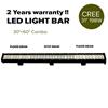 """31"""" 198W Cree LED Light Bar Spot Floodlight 4x4 O/Road Work Ute Atv 12v 24v"""