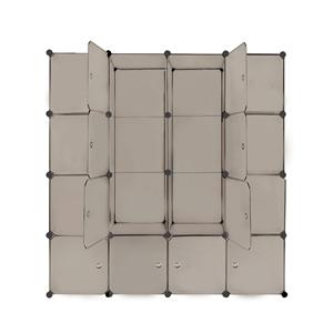 16 Compartment Cube Storage Portable DIY