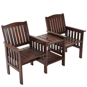 Garden Bench Chair Table Loveseat Outdoo