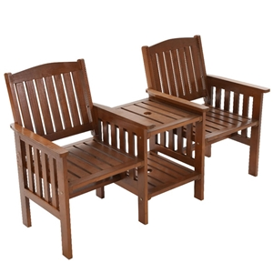 Garden Bench Chair Table Loveseat Outdoo