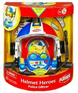 Buy playskool helmet heroes police officer graysonline - Playskool helmet heroes police officer ...