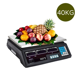 SOGA Digital Comm. Kitchen Scales Shop E
