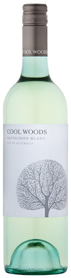Cool Woods Sauvignon Blanc 2018 (12 x 750mL), SA.
