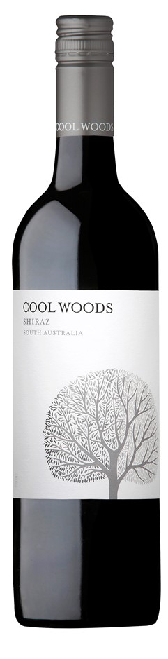 Cool Woods Shiraz 2017 (12 x 750mL), SA.