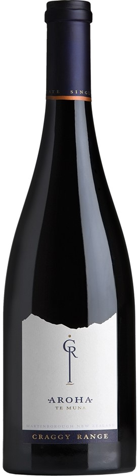 Craggy Range Aroha Pinot Noir 2016 (6 x 750mL), Martinborough, NZ.