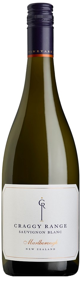 Craggy Range Marlborough Sauvignon Blanc 2018 (6 x 750mL), NZ.