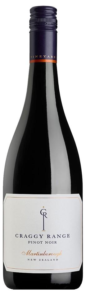 Craggy Range Martinborough Pinot Noir 2016 (12 x 750mL), NZ.