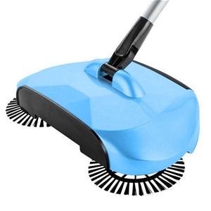 Auto Household Spin Hand Push Sweeper Br