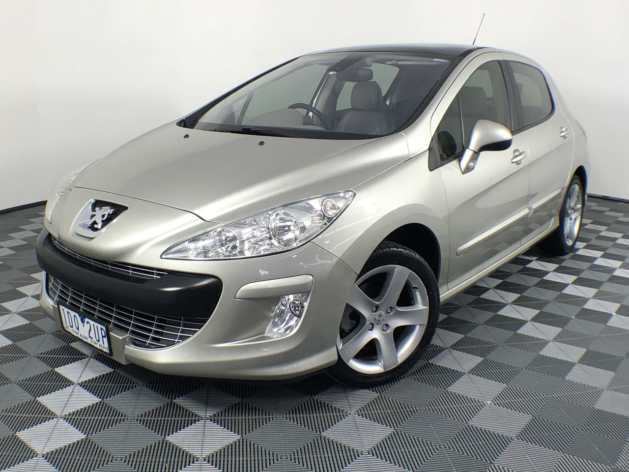 2008 Peugeot 308 XTE HDi Turbo Diesel Automatic Hatchback