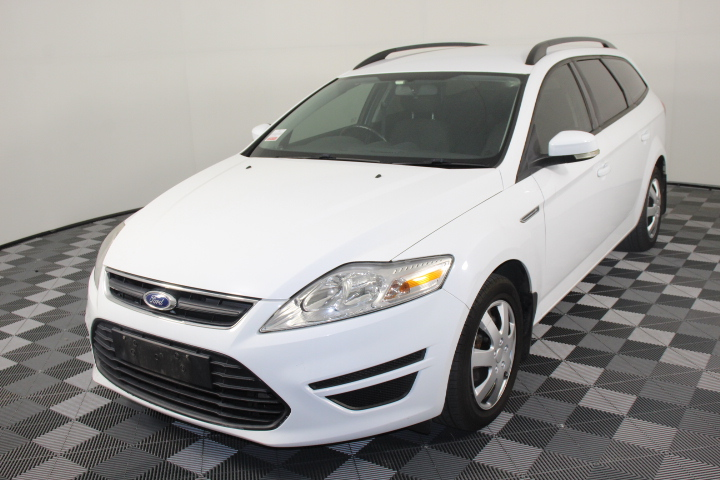 2010 (2011 Comp) Ford Mondeo LX TDCI T/Diesel Auto Wagon 76,071kms