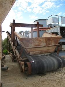 Conveyor Shute