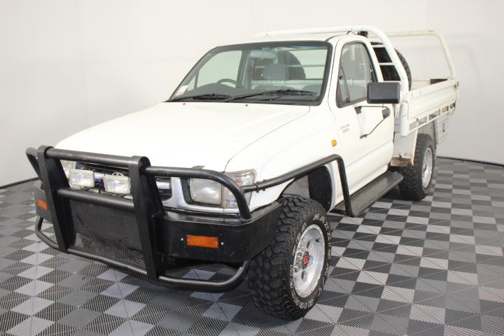 2001 Toyota Hilux3.0 Diesel (WOVR)