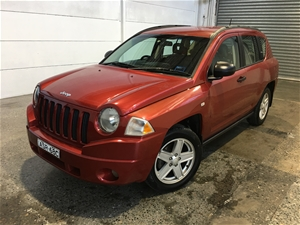 2007 Jeep Compass Sport Cvt Wagon Auction 0001 10037636 Graysonline Australia