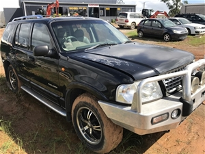 2004 Ford Explorer 4WD Wagon