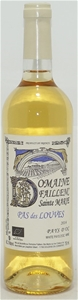 Domaine Pas Des Louves Blanc 2014 (11x75