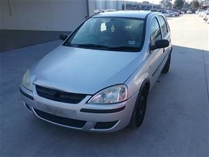 2005 Holden Barina XC Automatic Hatchbac