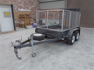 Hoppers Crossing Trailers Tandem Single