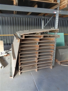 Quantity of Assorted Timber Pallets
