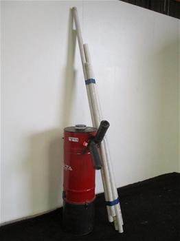 Volta EA697EC Ducted Vacuum System