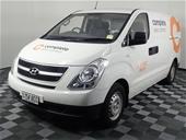 2014 Hyundai iLOAD TQ Manual Van