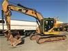 Caterpillar 321D LCR Hydraulic Excavator