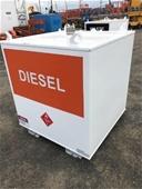 Unused Fuel Storage Tanks - Toowoomba