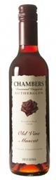 Chambers Old Vine Muscat NV (12 x 375mL), Rutherglen, VIC.