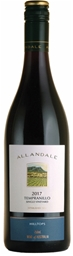 Allandale Tempranillo 2017 (12 x 750mL), Hunter Valley, NSW.