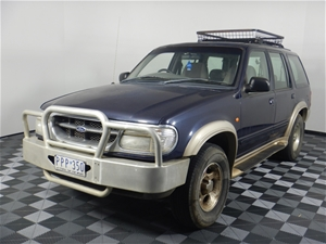 1999 Ford Explorer XLT (4x4) UP Automatic Wagon  Ford Explorer on