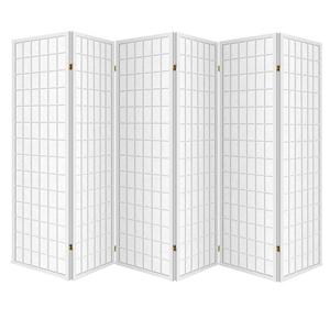Artiss 6 Panel Room Divider Screen Woode