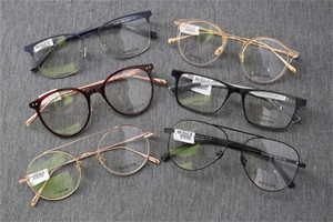 Qty 1 x Bolon 6x Assorted Optical Frame
