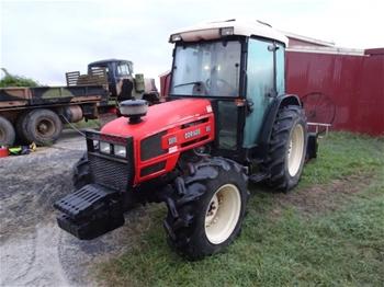 Same Dorado 85 FWA tractor