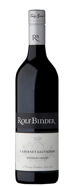 Rolf Binder Cabernet Sauvignon 2017 (12 x 750mL), Barossa, SA.