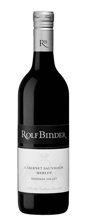 Rolf Binder Cabernet Merlot 2017 (12 x 750mL), Barossa SA.