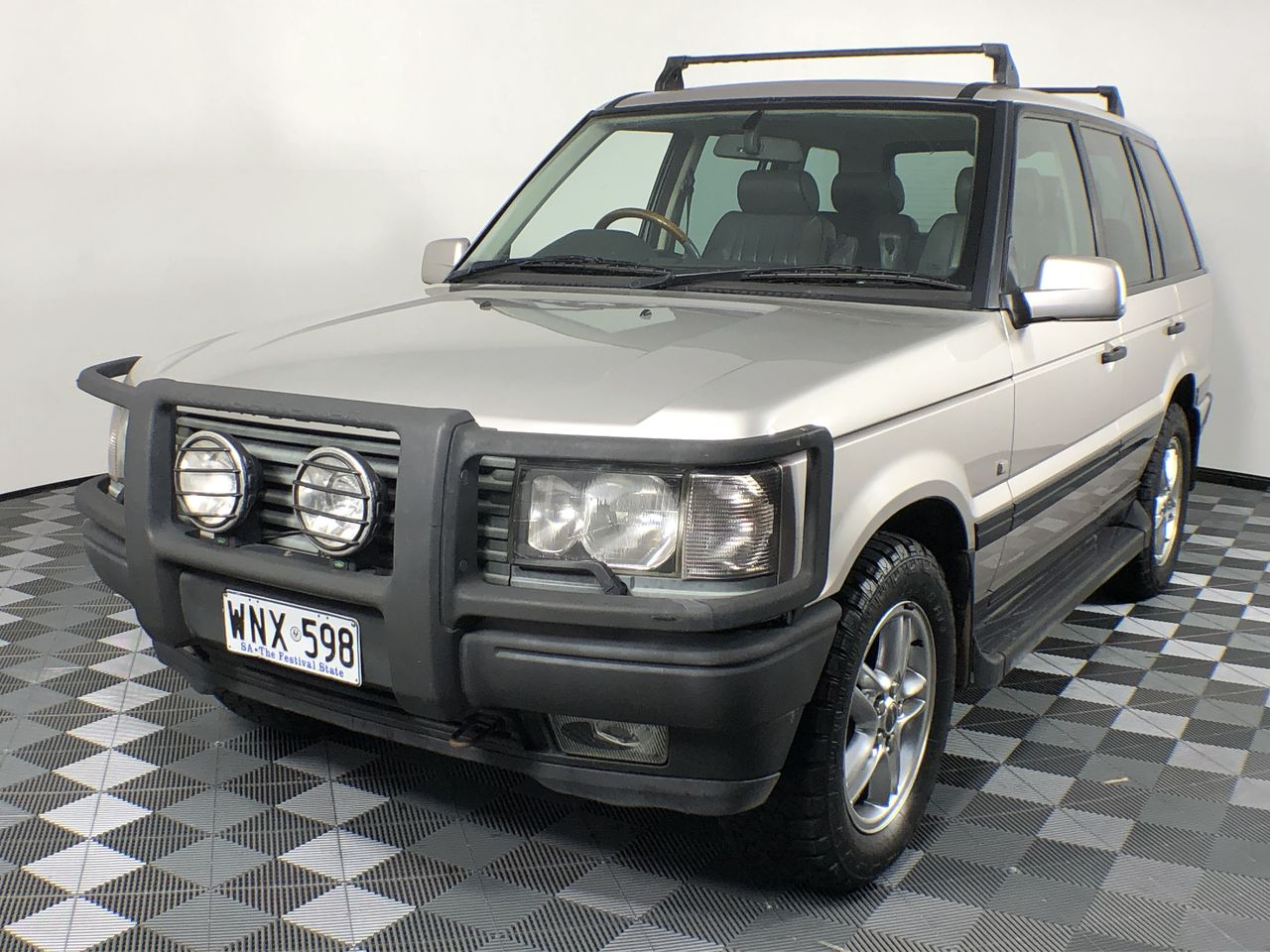 2000 Land Rover Range Rover VOGUE LE Automatic Wagon