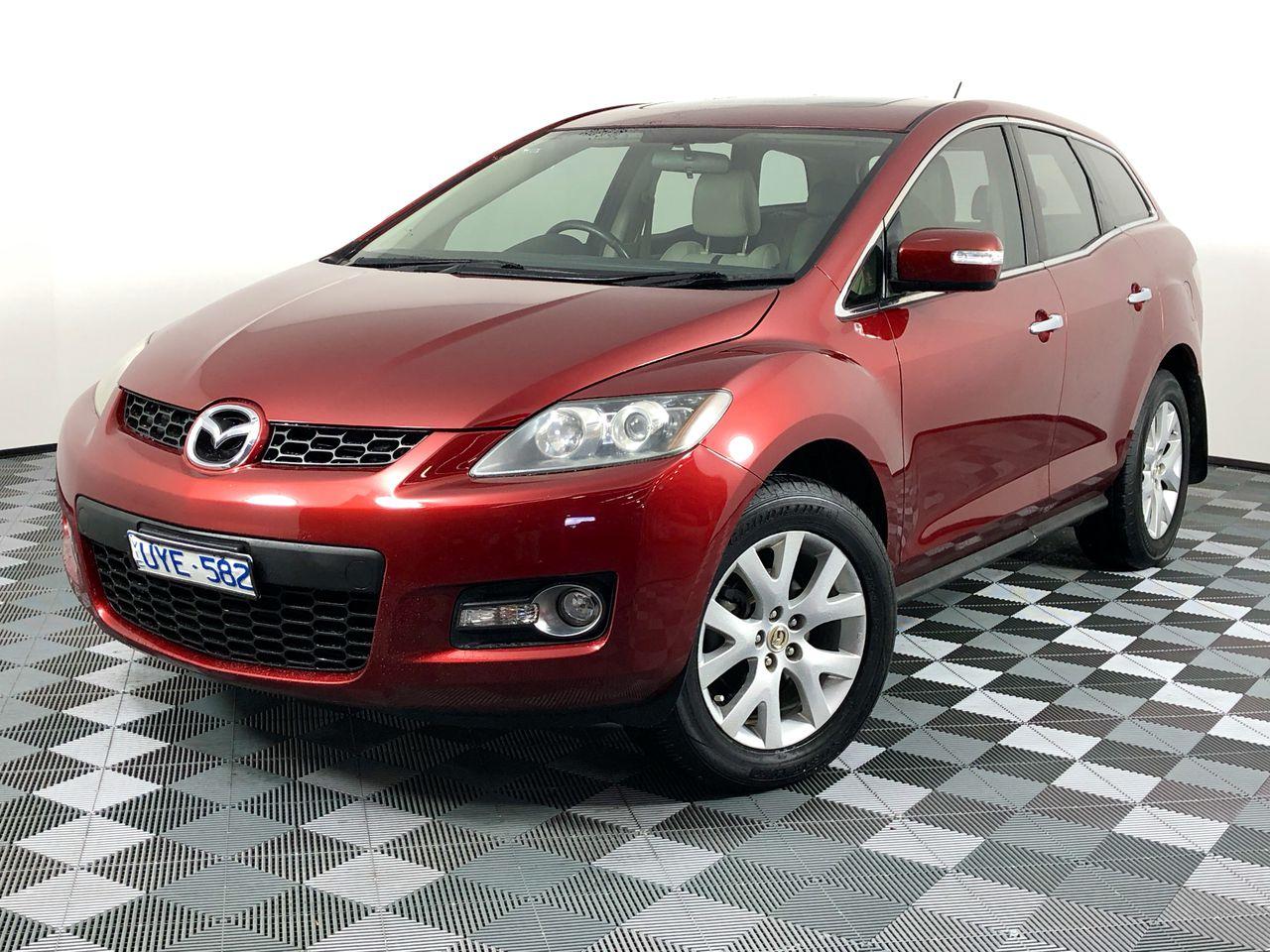 2007 Mazda CX-7 Luxury (4x4) Automatic (RWC issued 24/05/2019)