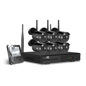 UL Tech CCTV Wireless Security System 2T