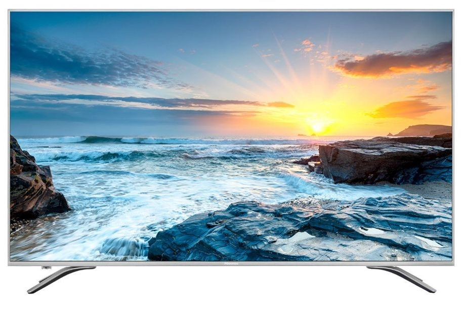Hisense 55P6 55 Inch 139cm Series 6 Smart 4K Ultra HD LED LCD TV