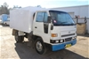 Daihatsu Delta 4X2 Cab Chassis Tipper Truck