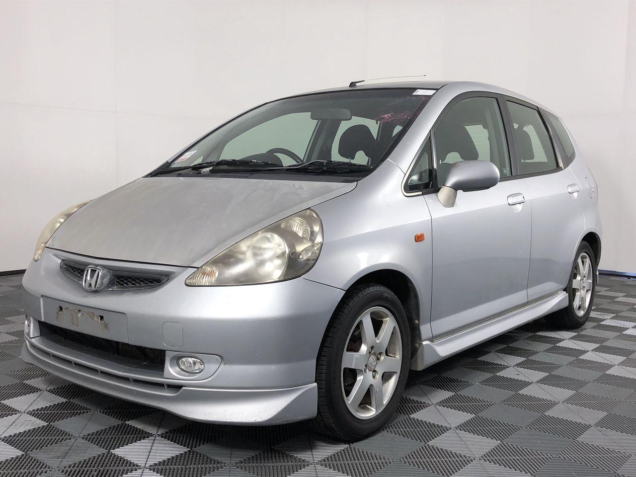2002 Honda Jazz VTi-S GD Manual Hatchback