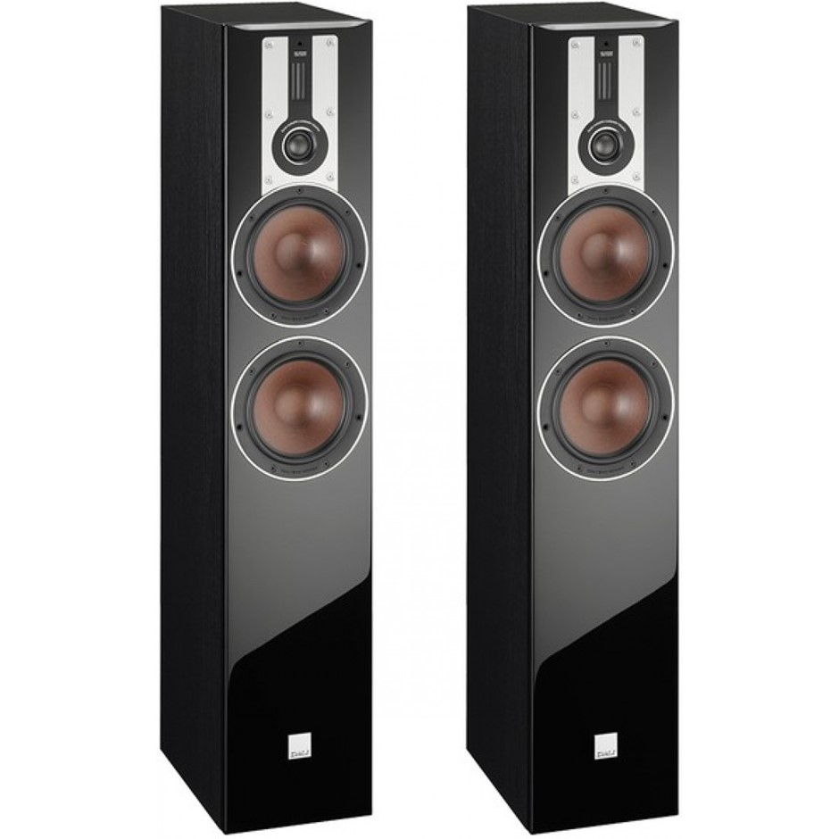 Dali Opticon 6 Floor Standing Speakers (Pair) (Black)