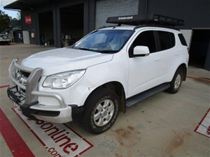 2015 Holden Colorado 7 LT 4WD Automatic