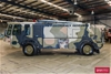 E One Titan HPR, 4 x Person Cab 4X4 Aircraft Rescue Fire Fighting
