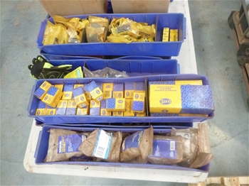 Large Qty of Assorted Mining Machine Parts and General Items