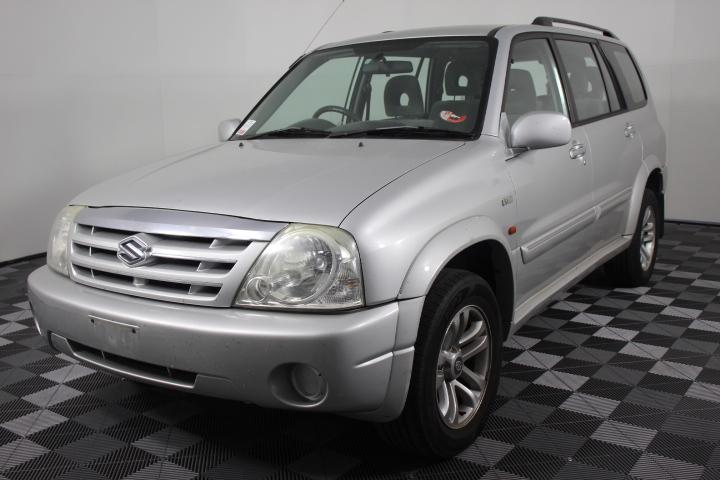 2003 MY04 Suzuki Grand Vitara XL-7 4WD 7 Seats