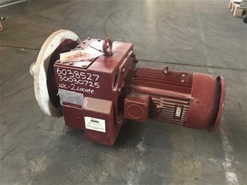 Industrial Gear Motors