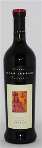 Peter Lehmann `The Barossa` Shiraz 2002